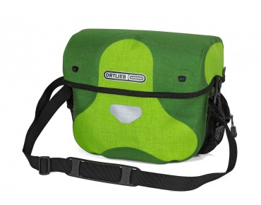 ORTLIEB ULTIMATE6 PLUS M handlebar bag lime/mossy green
