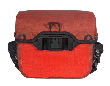 ORTLIEB ULTIMATE6 PLUS M handlebar bag signal red/chili