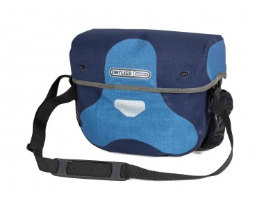 ORTLIEB ULTIMATE6 PLUS M handlebar bag denim/steel blue