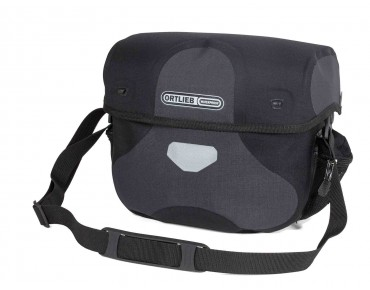 ORTLIEB ULTIMATE6 PLUS M handlebar bag granite/black