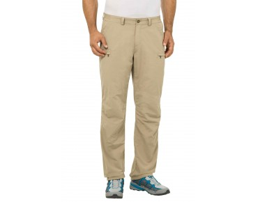 VAUDE FARLEY IV zip-off trousers muddy