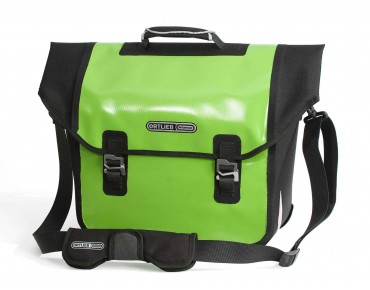 ORTLIEB DOWNTOWN QL2.1 office bag lime/black