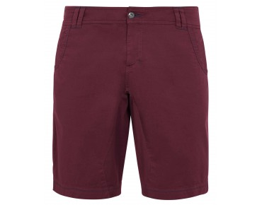 VAUDE TIZZANO shorts claret red