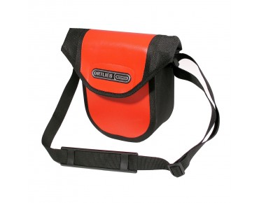 ORTLIEB ULTIMATE6 COMPACT handlebar bag red/black