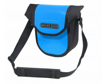 ORTLIEB ULTIMATE6 COMPACT handlebar bag ocean blue/black