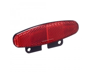 Supernova Z reflector per E3 Tail Lights - riflettore schwarz