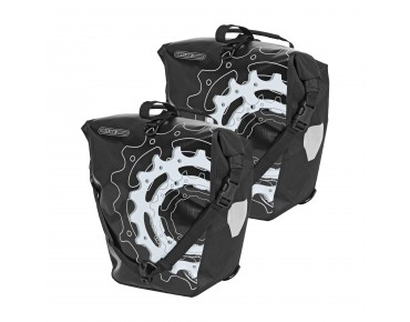 ORTLIEB Back Roller Design set of two pannier bags CHAIN black