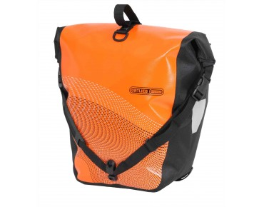 ORTLIEB Back Roller Design panniers FLOW orange-schwarz