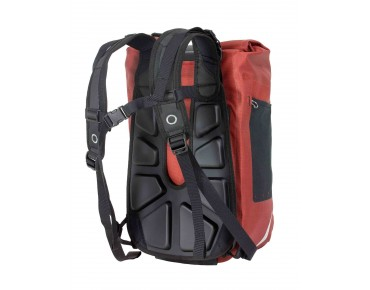 ORTLIEB Vario QL3 backpack chili