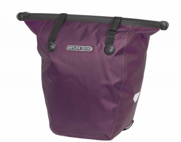 ORTLIEB BIKE-SHOPPER pannier violet