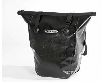 ORTLIEB BIKE-SHOPPER pannier black leather
