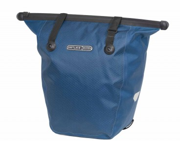 ORTLIEB BIKE-SHOPPER pannier steel blue