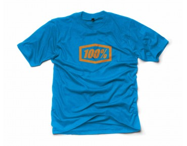 100% ESSENTIAL T-Shirt heather blue