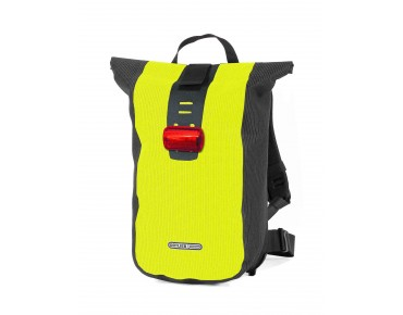 ORTLIEB VELOCITY HIGH VISIBILITY backpack day-glo yellow/reflective black