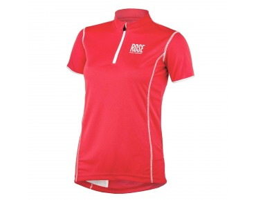 ROSE BASIC 15 Damen-Trikot Berry