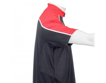 ROSE MOUNTAIN CROSS Trikot black/red