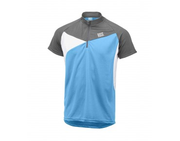 ROSE MOUNTAIN CROSS II Trikot grey/sky/white