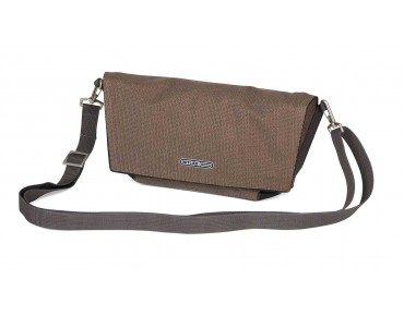 ORTLIEB VELO-POCKET - borsa manubrio coffee
