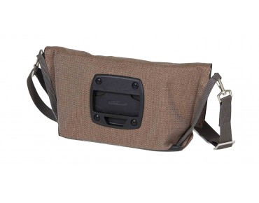 ORTLIEB VELO-POCKET handlebar bag coffee