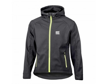 ROSE OUTDOOR II Softshell-Jacke black