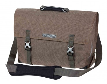 ORTLIEB COMMUTER-BAG QL2.1 L pannier bag coffee