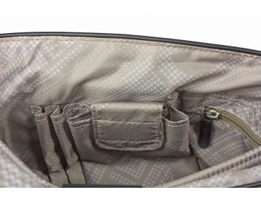 COURIER-BAG M shoulder bag coffee