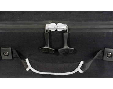ORTLIEB TRAVEL-BIKER suitcase for the bike slate/black