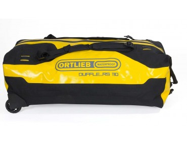 ORTLIEB Duffle RS expedition and travel bag sonnengelb-schwarz