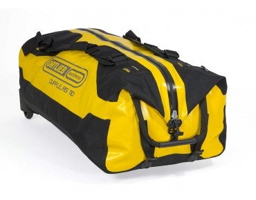 ORTLIEB Duffle RS expedition and travel bag sun yellow/black