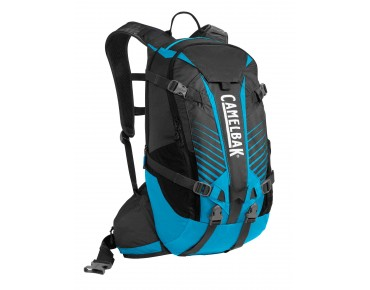 CamelBak K.U.D.U.18 backpack incl. protector charcoal/atomic blue