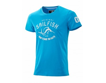 sailfish LIFESTYLE T-Shirt blue