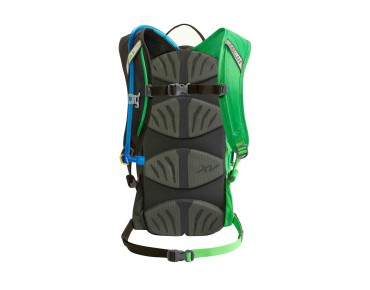 CamelBak M.U.L.E. backpack with hydration system charcoal/andean toucan