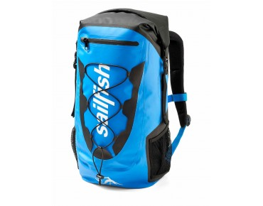 sailfish WATERPROOF backpack blue/black