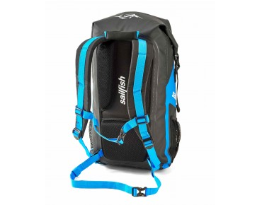 sailfish WATERPROOF Rucksack blue/black