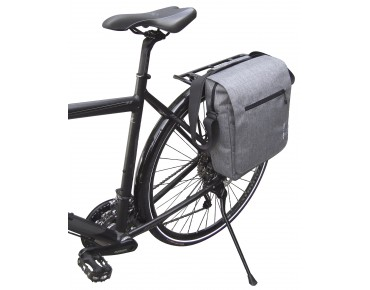 KLICKfix SMART BAG GT rear pannier grau