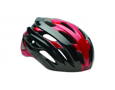 BELL EVENT road bike helmet red/black road block