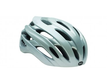 BELL EVENT road bike helmet white/silver road block