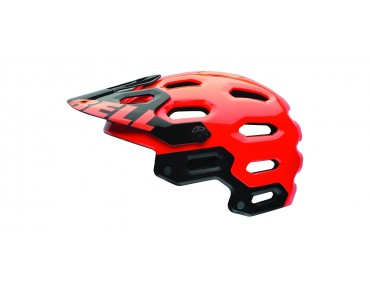 BELL SUPER 2 MTB-Helm inkl. MIPS infrared