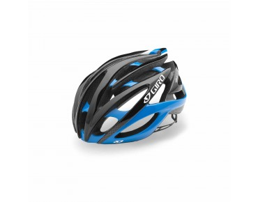 GIRO ATMOS II road helmet blue/black