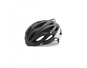GIRO SAVANT racehelm matte black/white