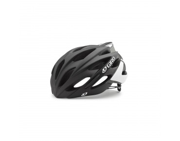 GIRO SAVANT road helmet with MIPS matte black/white
