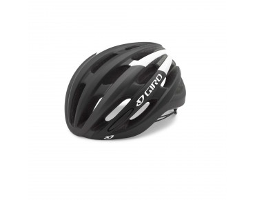 GIRO FORAY road helmet matte black/white