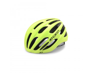 GIRO FORAY road helmet highlight yellow