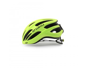 GIRO FORAY Rennradhelm highlight yellow