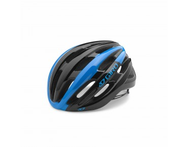 GIRO FORAY road helmet blue/black