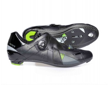 EVERS PRIMO road shoes black