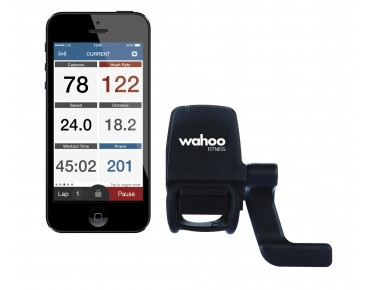 Wahoo Fitness BLUE SC cadence and speed sensor black