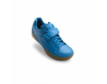 GIRO CHAMBER MTB shoes blue jewel/gum
