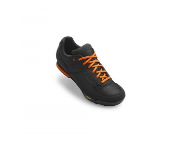 GIRO RUMBLE VR MTB-schoenen black/glowing red