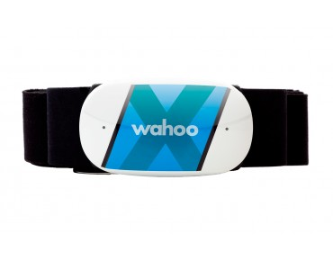 Wahoo Fitness TICKR X heart rate chest strap schwarz